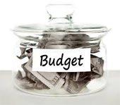 Side aside, educational budgets, marketing budgets, travel budgets, entertainment budgets etc.